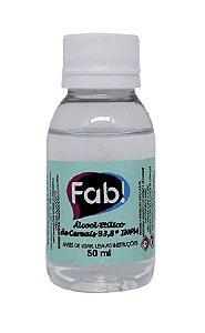 Álcool Etílico de Cereais Fab 50ml