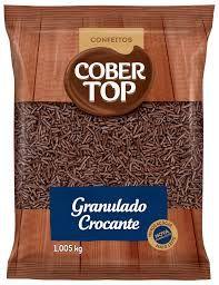 Granulado Crocante Cober Top 1kg