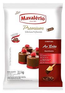 Cobertura Premium Ao Leite em Gotas 2,1kg - Validade 24/01