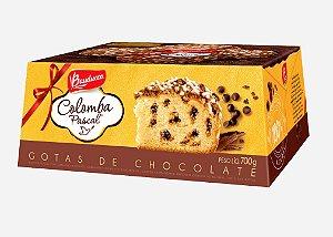 Colomba Pascoal Gotas de Chocolate Bauducco 700g