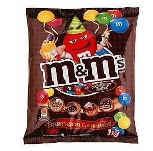 Chocolate M&Ms Ao Leite 1kg