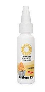 Corante Soft Gel Marfim Mago 15g
