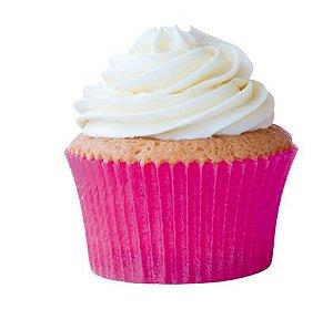 Forminha Cupcake Pink Nº0 c/ 45 unid
