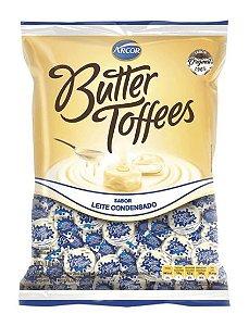 ARCOR BALA BUTTER TOFFEES LEITE CONDENSADO 600G