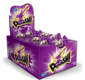 Chiclete Push Uva Arcor 200G