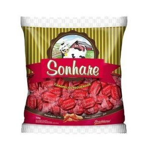 Bala Sonhare Amendoim Boavistense 600g