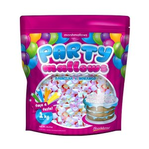 Party Mallows Rosa Boavistense 400g