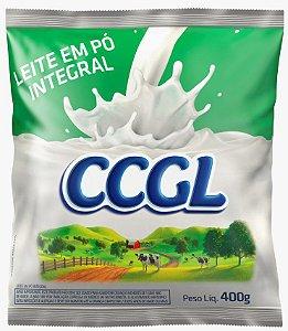 Leite em Pó Integral CCGL 400g