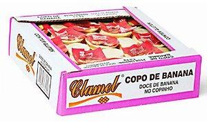 Doce de Banana Copinho Clamel c/50
