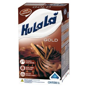 Chantilly Gold Chocolate Hulalá CODAP 1L