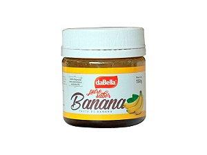 Pasta Puro Sabor Banana DABELLA 150G