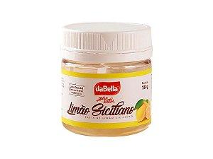 Pasta Puro Sabor Limão Siciliano DABELLA 150G