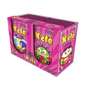 Chicle Xclé Tutti Frutti Docile 264g