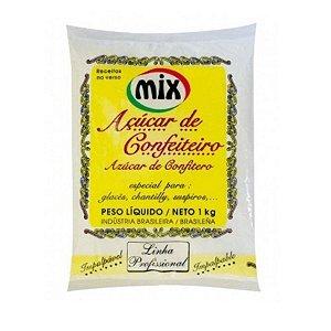 Açúcar de confeiteiro Mix  1kg