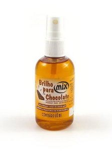 Brilho para Chocolate MIX 60ml