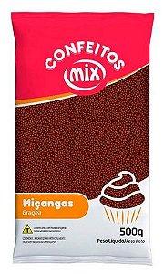 Confeito de Miçanga Bigadeiro MIX 500g