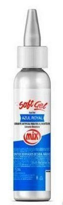 Corante Soft Gel Azul Royal MIX 25g