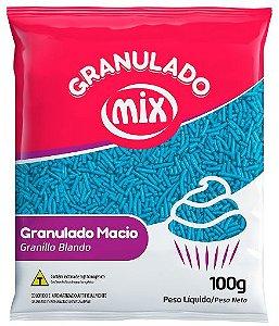 Granulado Macio Azul Bebê MIX 100G