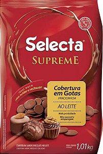 Cobertura Chocolate Ao leite Gostas Supreme 1,01kg