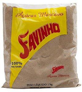 FAVINHO ACUCAR MASCAVO 1KG