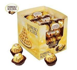 Bombom Ferrero Rocher Diamante T3/16 Und.