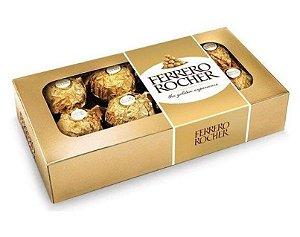 Bombom Ferrero Rocher Diamante 100g