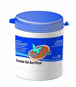 Corante Gel Azul Fine Line 50g