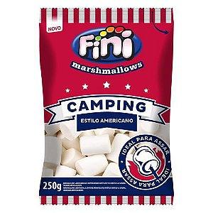 Marshmallow Camping Branco FINI 250g