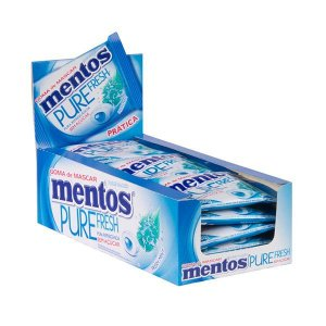 Chicle. Mentos Sache P.Fresh Mint Perfetti 90g