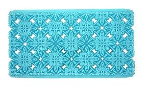 Marcador de Texturas Renda 8,5x15,5cm Yazi