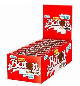 Chocolate Baton Ao Leite Garoto 480g