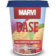 MARVI BASE CHICLETE 100G