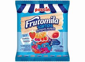 Bala Frutomila Sortida Peccin 500g