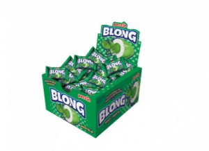 Chicle Blong Hortelã Peccin 200g