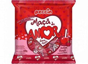 Pirulito Maça do Amor Peccin 480g