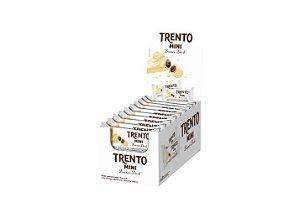 Trento Mini Chocolate Branco Peccin 320g