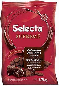 Cobertura Choc Meio Amargo Gotas Supreme 1,01kg
