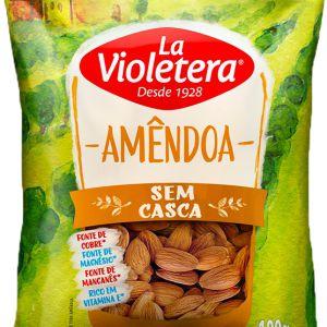 Amendoa La Violetera 240g