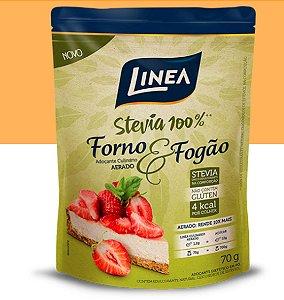 Adoçante Culinário Stevia Forno e Fogão Linea 70g