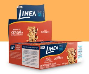 Cereal Choconuts Linea 240g
