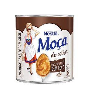 Moça Doce de Leite c/ Coco de colher Nestlé 370g