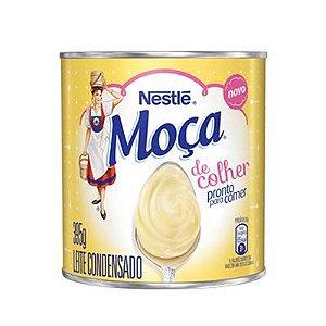 Moça Leite Condensado Colher Nestlé 395g