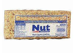 Amendoim Torrado Granulado Nut 1Kg