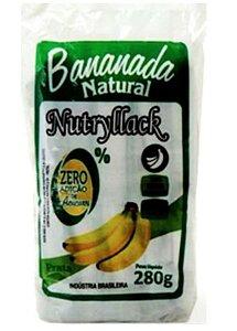 Bananada Zero  Nutryllack 230g