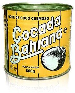 Doce Cocada Bahiana 800g Quysanta 800g