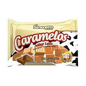 Caramelo Leite Simonetto 600g