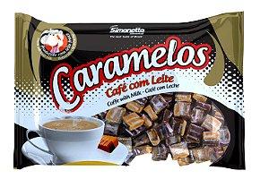 Caramelo Café com Leite Simonetto 600g