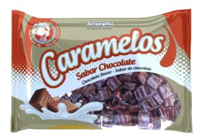 Caramelo Chocolate Simonetto 600g