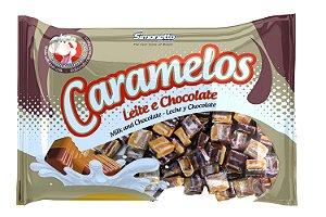 Caramelo Meio a Meio Simonetto 600g