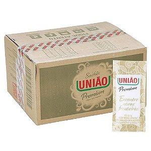 Açúcar Refinado Premium Sachet União 400x5g